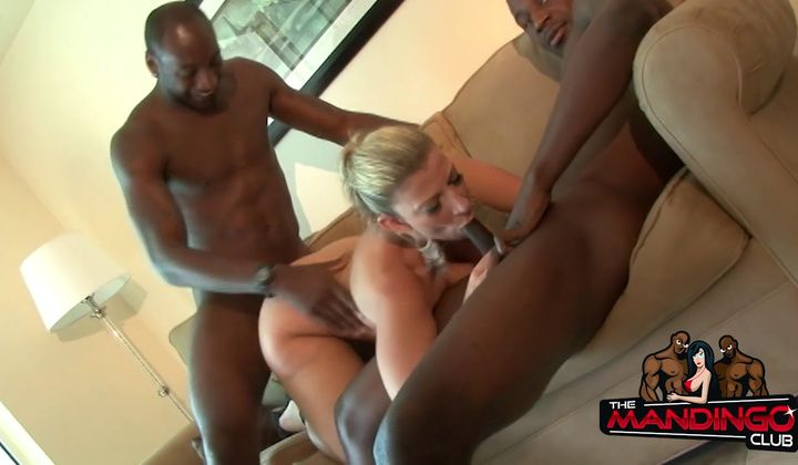 Devils Gangbang Anal Creampie