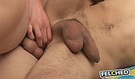 Gay Anal Sex And Cum Felching For The First Time