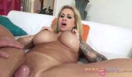 Pervcity Ryan Conner gets all oiled up and ready to fuck