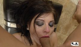 HER LIMIT - Ass fuck with gorgeous brunette Russian pornstar Rebecca Rainbow