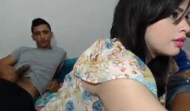 Hot Amateur Wife IR Anal DP Gangbang Double Penetration With Friend p2