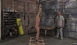 Danish Boy tied up and fucked