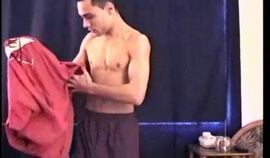 Naughty little bitch loves getting pleased by his friend
