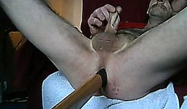 subincision  with  analplay and cumshot