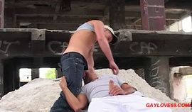 Dirty and mean  hardcore gay porn scene