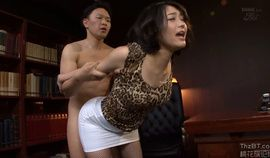 Fully Clothed Fuck with hot Asian babe