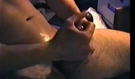 Straight Boy Zack Strokes His Big Cock