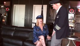 Carl hubay sexy hot stewardess