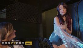 Brazzers - Hot And Mean - Karmen Karma Sabina Rouge - Stripping Rivalry
