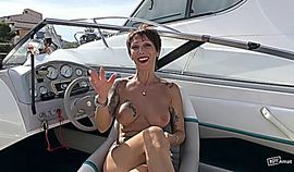 mature on boat
