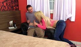 Juicy Shemale GF Carol Penelope Gets Her Big Ass Fingered and Plowed