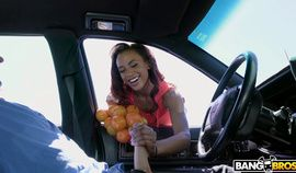 Demi Sutra Fucks to Sell Oranges