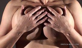 Elaine Krazzy Boobs Closeup Slowmotion