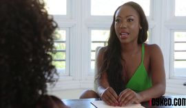 Chanell Heart and Misty Stone in Pussy Payment Plan