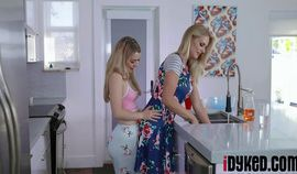 Abby Adams , Rachael Cavalli In A Not So Secret Snatch Admirer