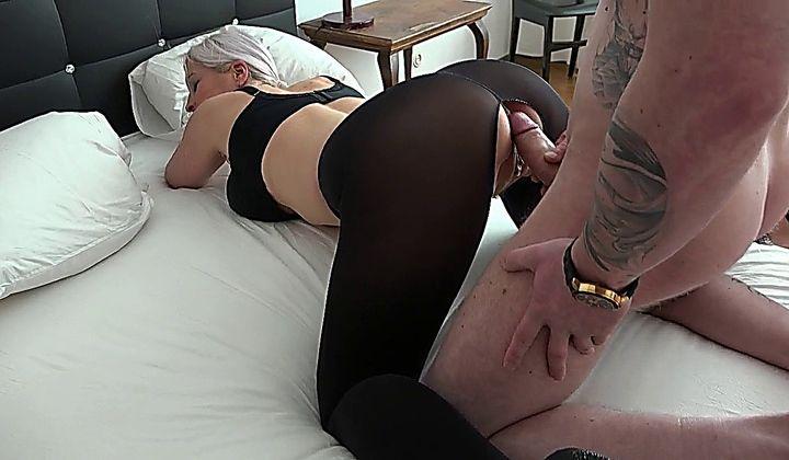 German Milf Solo Masturbate