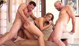 Big Tits Babe Britney Amber DP'd