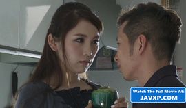 Hot Asian Babe Home Alone With Stepbrother, Japanese JAV