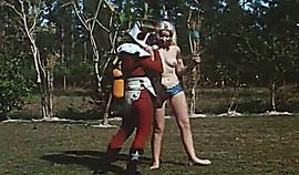Nudist Colony Role-playing Aliens and Astronauts