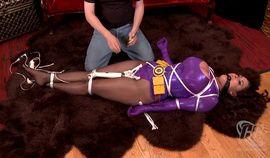 Superheroine OHH Girly Rope Bondage