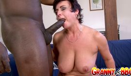 Czech Mature Big Tits Jessica loves the big cock