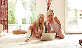 Nubile Films - Two Hot Blondes