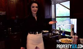 PropertySex Bad Real Estate Agent Fucks Annoyed Manager to Keep Her Job