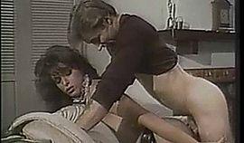 Vintage Tranny Maid fucks lucky stud