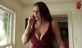 Alison Tyler's pussy get stabbed by gigolo's small dick