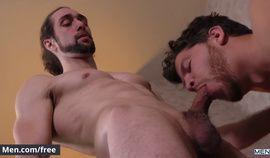 Ashton McKay and Roman Cage - Couch Confessions - Drill My Hole - Trailer preview - Men.com