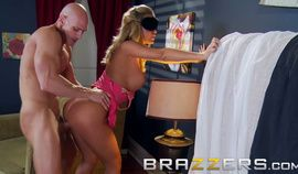 Brazzers Main Channel - Nicole Aniston Johnny Sins - The Blindfold The Babe and The Big Dick