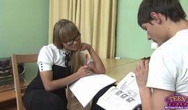 Schoolgirl Anal Teen SC2