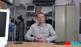 Gay redhead guy gets banged hard and deep during audition