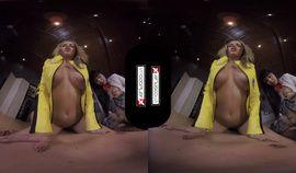 VR Jessa Rhodes and Marica Hase fuck POV in a Kill Bill Threesome in VR on VRCosplayX.com