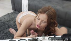 Teens Analyzed - First-time anal seduction