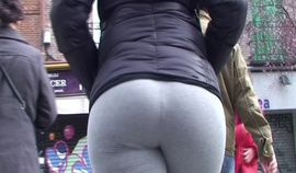 spanish pawg on candid footage