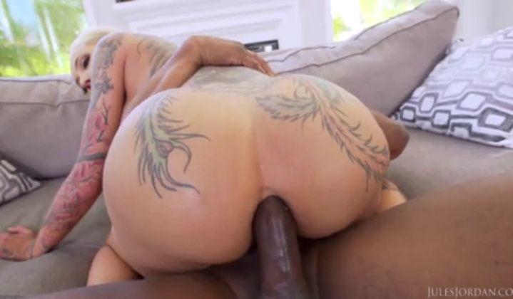 Homemade Wife Anal Interracial