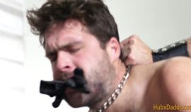Bearded Leather Daddy Explosion Little Frank