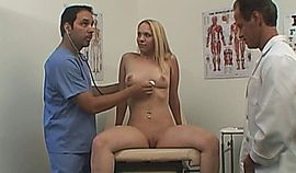 Blondie Goes For Clinic Checkup