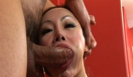 Hot Asian cougar takes it up every hole