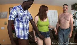 Violet Monroe is a hot cuckold wife