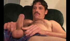 Mature Amateur Richard Jerks Off