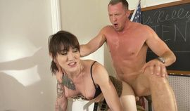 LENA KELLY ASS FUCKED AFTER CLASS