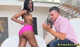 Black ass beauty fucking till climax