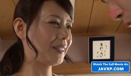 Japanese Mom Fucks Stepson