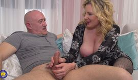 Beautiful Blonde Curvy Mom Fucked Hard HD