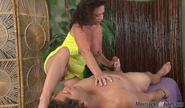 Margo Sullivan -  MILF Massage special [MonstersOfJizz] 2015 02 09
