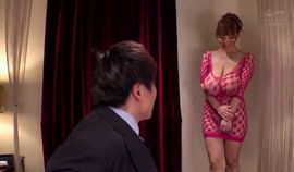 Hitomi Tanaka in a Private Dance video