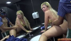 Brazilian Porn Carnaval 2019 - sexy chicks banged