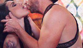 Arabelle Raphael vs Ryan Madison hot porn